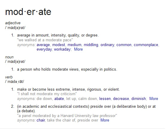 """The science is in: """"Moderate"""" voters are a myth 