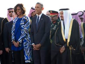 Pres O and King Salman
