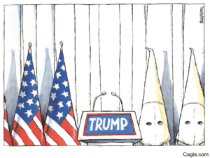 Image result for trump alt right cartoons