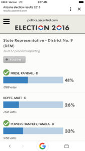 LD9 primary results
