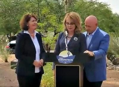 Gabby Giffords endorses Ann Kirkpatrick