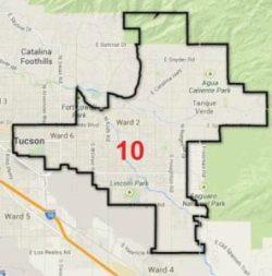 Arizona Legislative District 10