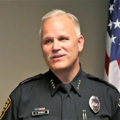 Tucson Police Chief Chris Magnus