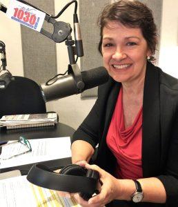 Victoria Steele, Senator-Elect from Tucson's LD9.