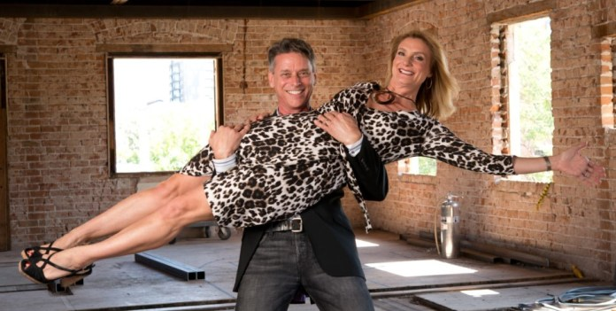Randi Dorman and her husband Rob Paulus