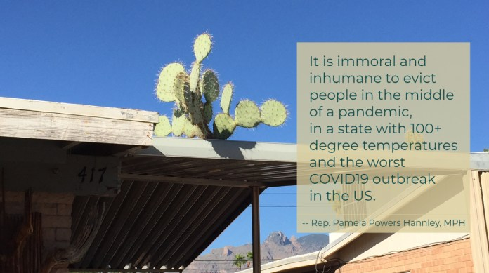 Stop evictions in AZ