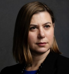 US Rep. Elissa Slotkin represents the people of the 8th Congressional District of Michigan.