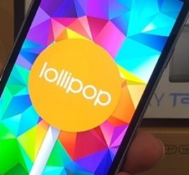 S5 LOLLIPOP