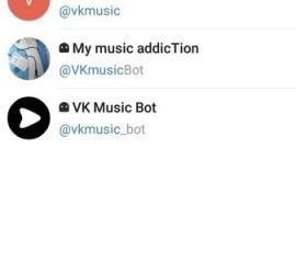 @vkmusic_bot