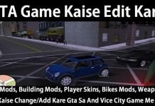 gta game edit