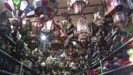 The way the light dances through coloured glass!
