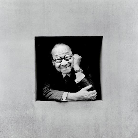 I.M. Pei por Luca Vignelli-BLOG-FUNCACION-ARQUIA-MIGUEL-ANGEL-DIAZ-CAMACHO