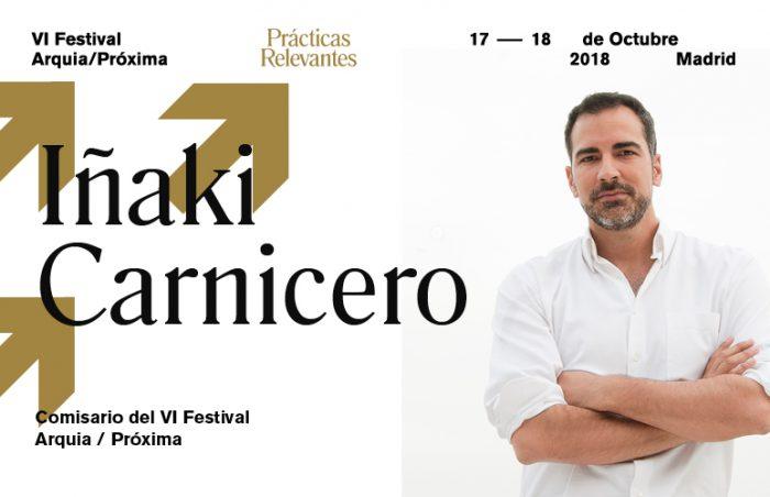 Iñaqui Carnicero Próxima 2018