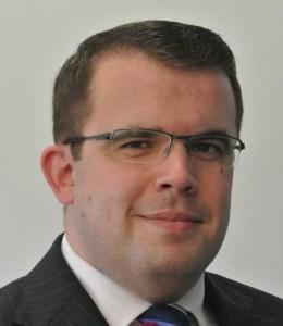 Neil Cox, Partner i regnskapsbyrået Old Mill.
