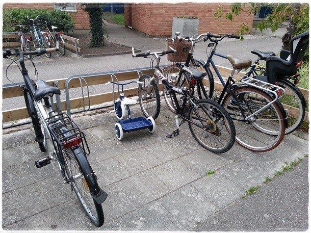 Isaks cykel