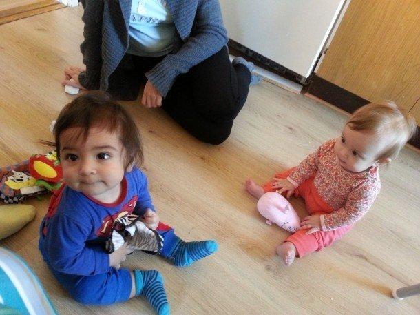 Elias och Nellie