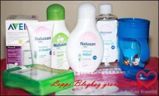 Loppi Blogbag gravid&baby