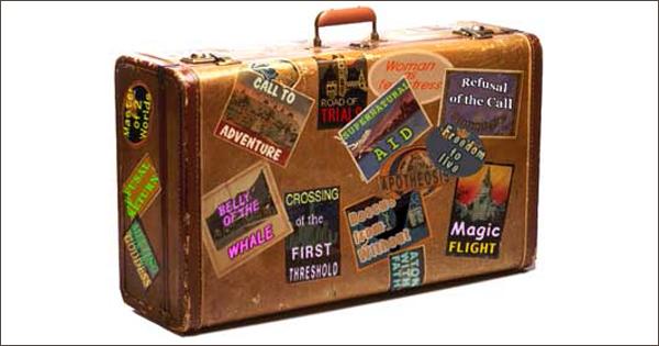 Er kofferten full av hemmeligheter?