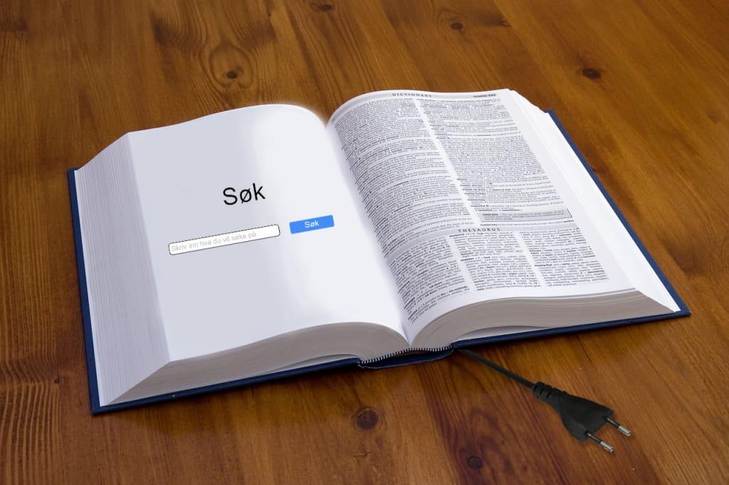 Svekkes leseferdighetene av å lese på skjerm?