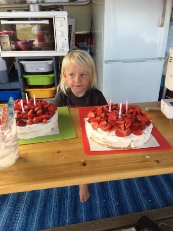 Jamie tårta