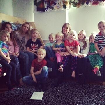 Familjen annorlunda