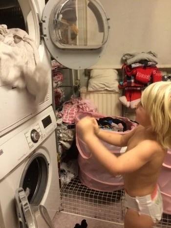 Jamie tvättstuga