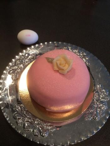 mini prinsesstårta