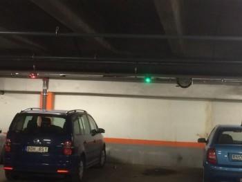 akademiska p garage