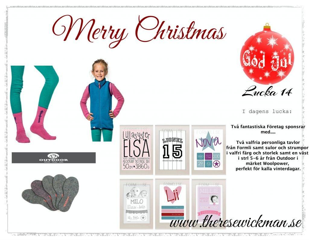 Julkalendern lucka 14