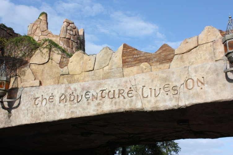 The Adventure Lives on