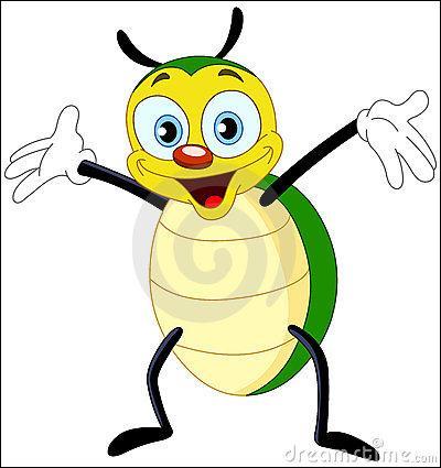 Смелый жук