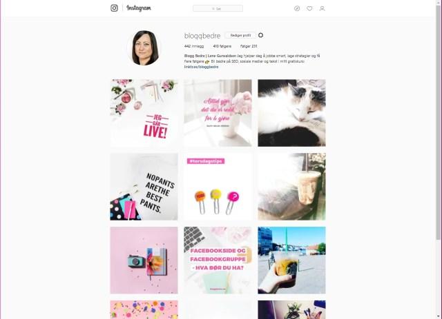 Gode bilder er viktig for bloggen og sosiale medier, og stockphotos er et godt alternativ! Her er 30 måter du kan bruke gratis stockphotos på!