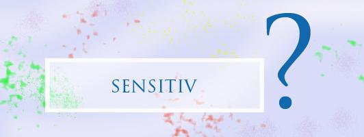 Er du sensitiv?