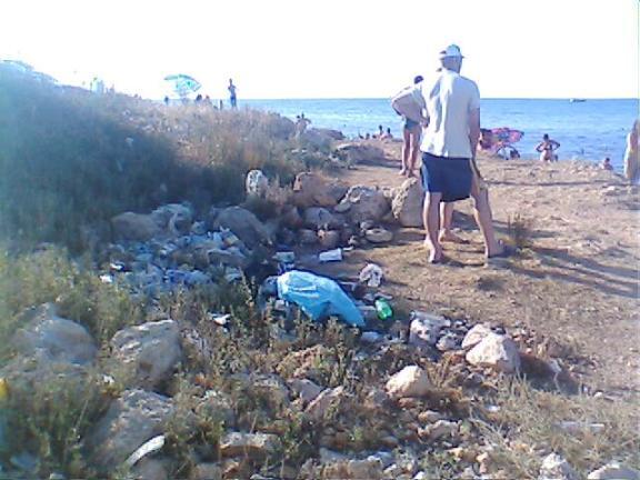 пляжи Севатополя