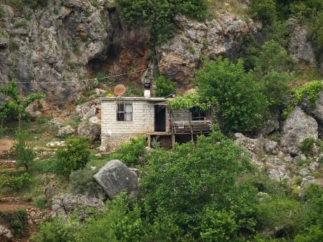жилище простых турков