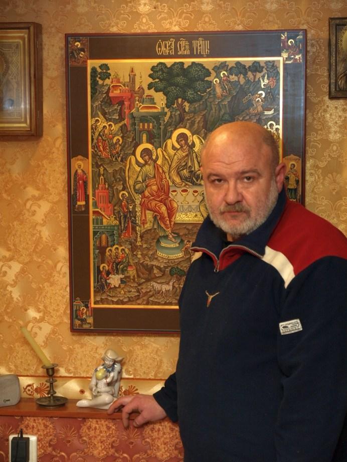 Александр Дейнека, иконописец и реставратор, Полтавская обл.