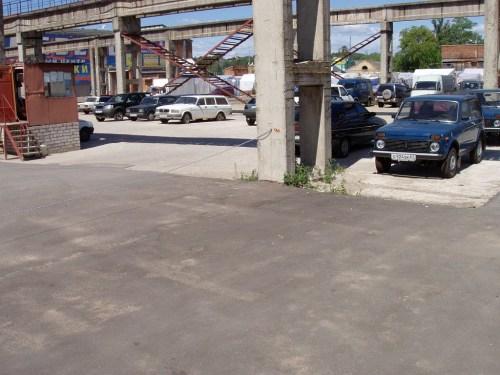 Смоленск, Россия, 2006, прокат авто