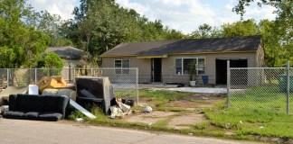 Hurricane Harvey Texas Home