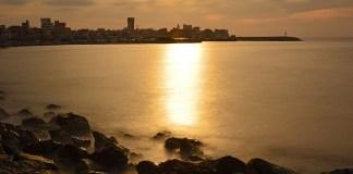 Sunset Abendstimmung Dusk