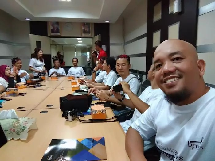 FamTrip Menduniakan Madura - Perwakilan Peserta Briefing dengan Pihak BPWS