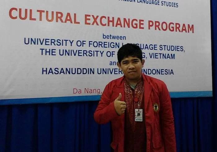 Achmad Zulfikar Pendiri Perkumpulan Peneliti dan Pemerhati Pekerja Migran Indonesia (P4MIGI)