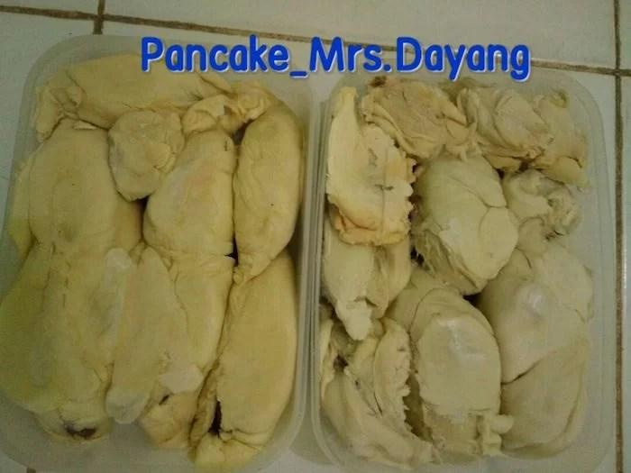 Pancake Durian Mrs Dayang