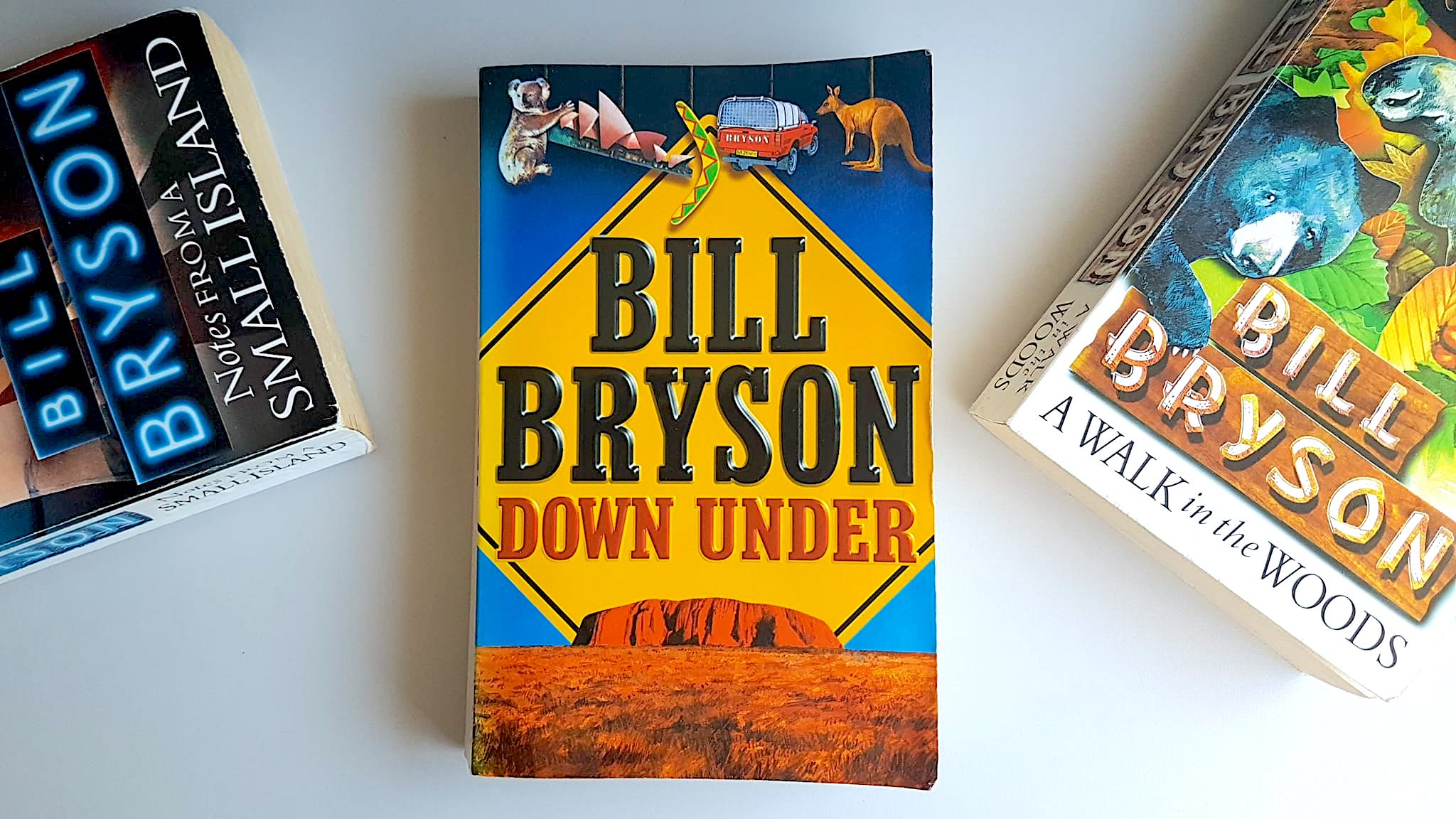Book Review – Down Under by Bill Bryson | dartonblogger