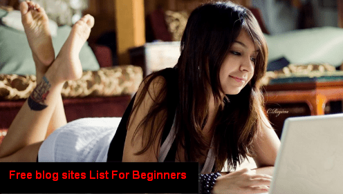 Free personal blog sites popular list -img