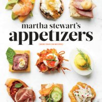 Read & Reviewed | Martha Stewart's Appetizers