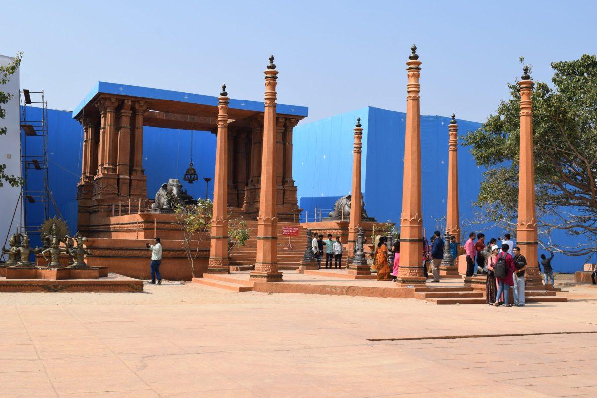 Mahishmati Temple