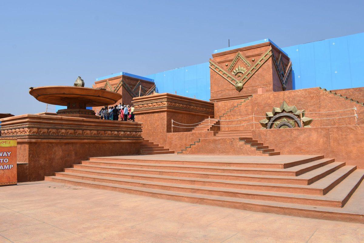 Bahubali Mahishmati kingdom set