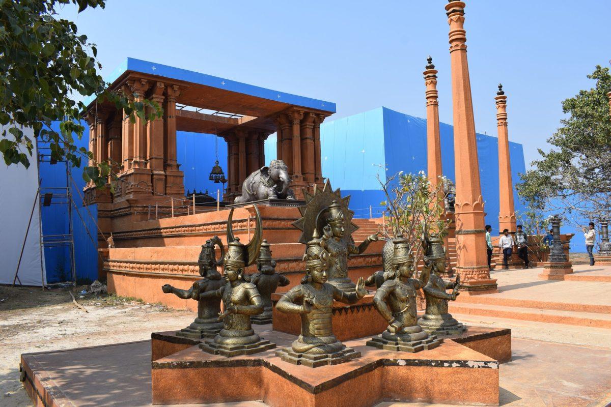 Mahishmati temple god images