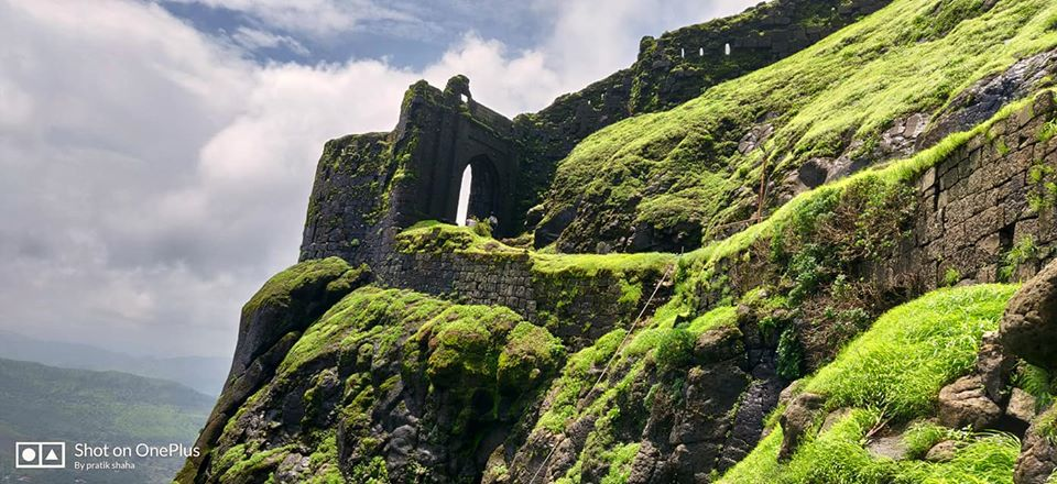 Rajgad fort information in english