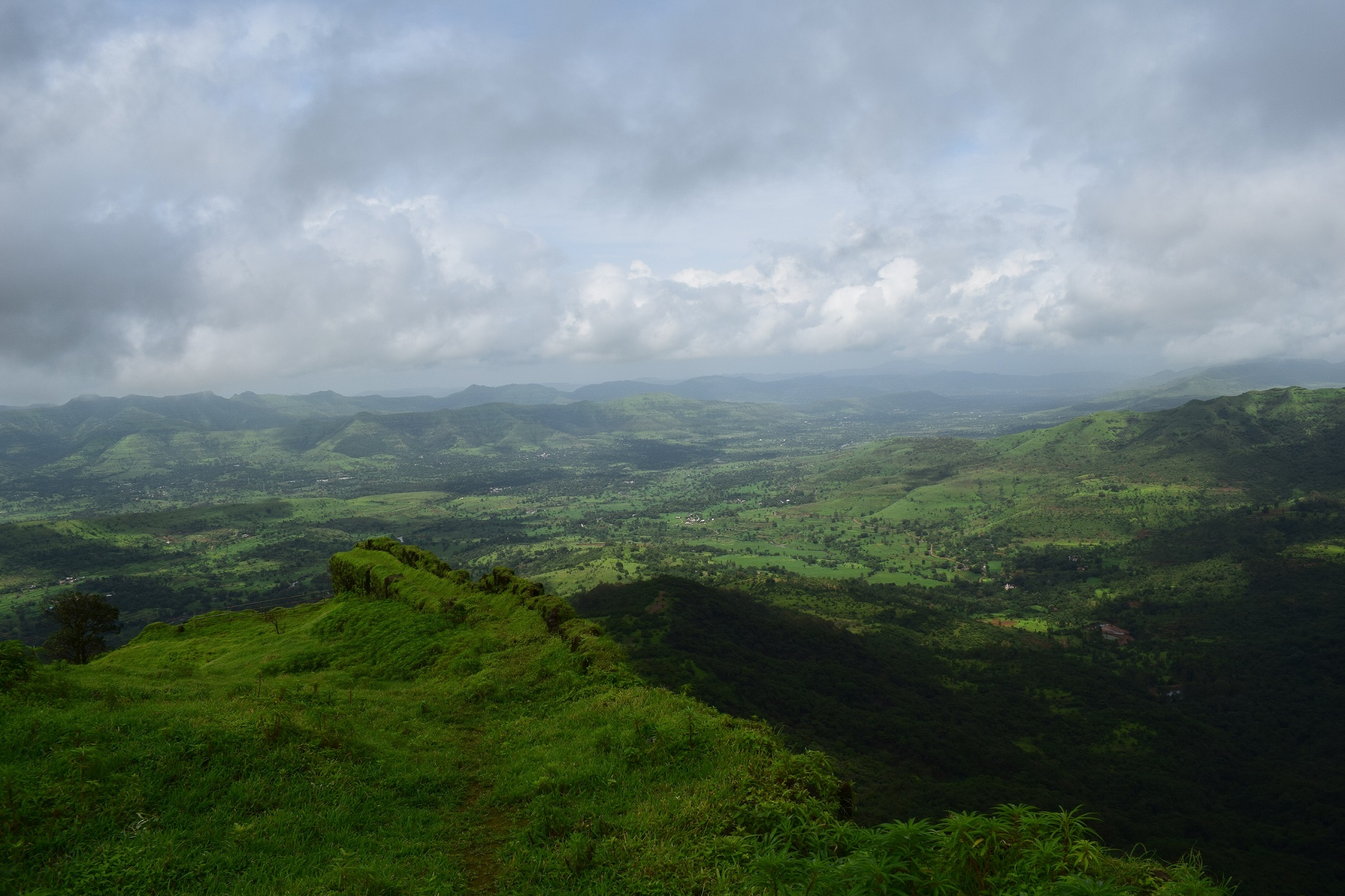 places to visit in pune in mansoon season